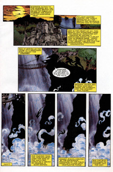 Extrait de Kindred (The) (1994) -4- Issue 4