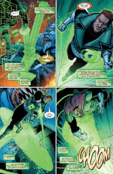 Extrait de Green Lantern: Rebirth (2004) -6- Brightest Day