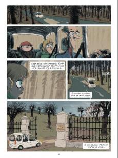 Extrait de La brigade des cauchemars -1FL- Sarah