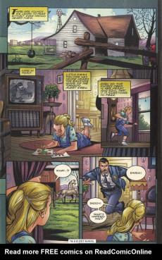 Extrait de Hulk Vol.1 (Marvel comics - 1999) -1- The Gathering Storm