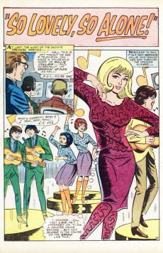 Extrait de Modeling with Millie (Marvel Comics - 1963) -45- Millie a Go-Go!