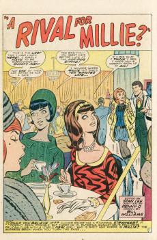 Extrait de Modeling with Millie (Marvel Comics - 1963) -53- A Rival for Millie!