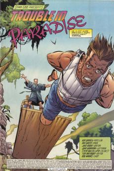 Extrait de Hulk Vol.1 (Marvel comics - 1999) -7- Trouble in Paradise