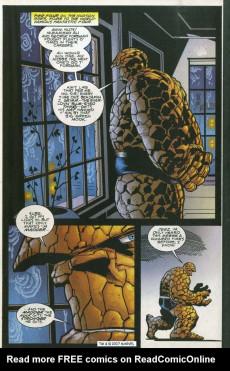 Extrait de Hulk Vol.1 (Marvel comics - 1999) -9- Ship On My Shoulder