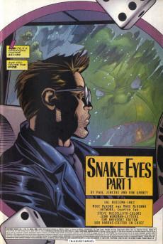 Extrait de Incredible Hulk (The) (Marvel comics - 2000) -12- Snake Eyes, Part 1
