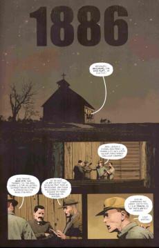 Extrait de Gideon Falls -3- Chemin de croix