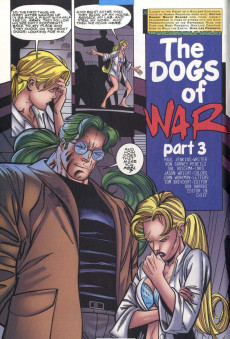 Extrait de Incredible Hulk (The) (Marvel comics - 2000) -16- The Dogs Of War, Part 3