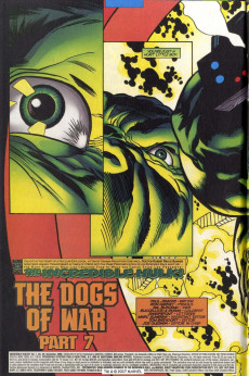 Extrait de Incredible Hulk (The) (Marvel comics - 2000) -20- The Dogs Of War, Part 7