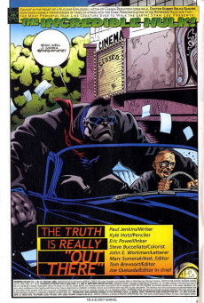 Extrait de Incredible Hulk (The) (Marvel comics - 2000) -21- The Truth Is Really
