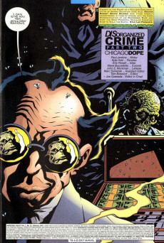 Extrait de Incredible Hulk (The) (Marvel comics - 2000) -23- Disorganized crime, Part 2