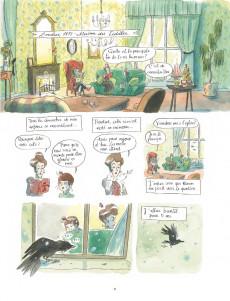 Extrait de Miss Charity -1- L'enfance de l'art