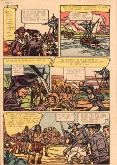 Extrait de Classiques illustrés (1re Série) -2- Mutinerie à bord