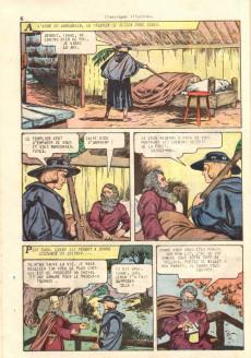 Extrait de Classiques illustrés (1re Série) -9- Ivanhoé