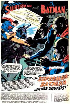 Extrait de Super-Team Family (DC Comics - 1975) -1- Issue # 1