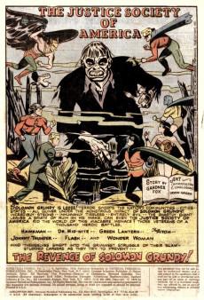 Extrait de Super-Team Family (DC Comics - 1975) -4- Issue # 4
