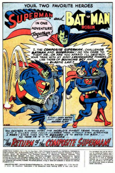 Extrait de Super-Team Family (DC Comics - 1975) -6- Issue # 6