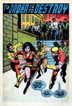 Extrait de Super-Team Family (DC Comics - 1975) -7- Issue # 7