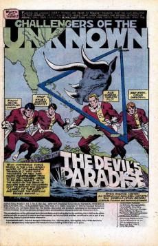 Extrait de Super-Team Family (DC Comics - 1975) -8- Beyond the Bermuda Triangle!