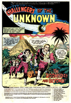 Extrait de Super-Team Family (DC Comics - 1975) -9- To Doomsday and Beyond!