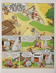 Extrait de Astérix (Hachette collections - La collection officielle) -16- Astérix chez les Helvètes