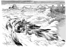 Extrait de Drifting Dragons -1- Tome 1