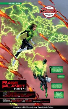 Extrait de Green Lanterns (2016) -4- Rage Planet, Part Four
