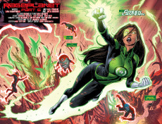 Extrait de Green Lanterns (2016) -6- Rage Planet, Part Six