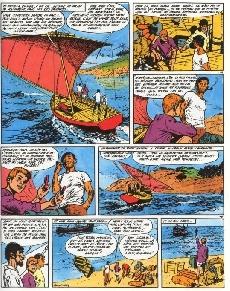 Extrait de Jacques Le Gall -3- Les naufrageurs