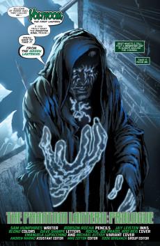 Extrait de Green Lanterns (2016) -9- Phantom Lantern, Prologue
