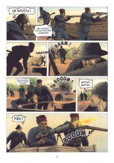 Extrait de Les dogues Noirs de l'Empire - La force noire