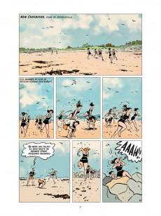 Extrait de New Cherbourg Stories -1- Le Monstre de Querqueville