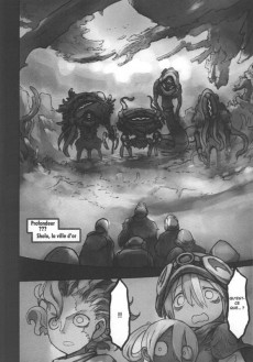 Extrait de Made in Abyss -8- Volume 8