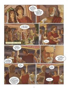 Extrait de Tantale et autres mythes de l'orgueil - Tome FL