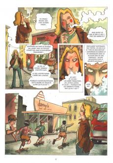 Extrait de La route de l'acide - L'odyssée des premiers hippies