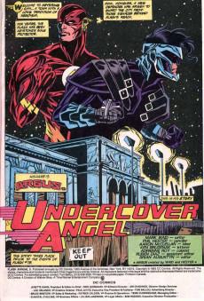 Extrait de Flash Annuals (The) (DC Comics - 1987 series) -AN06- Bloodlines Outbreak