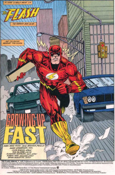 Extrait de Flash Annuals (The) (DC Comics - 1987 series) -AN08- Issue # 8