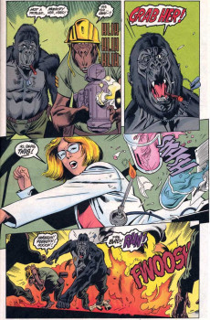 Extrait de Flash Annuals (The) (DC Comics - 1987 series) -AN12- JLApe: Gorilla Warfare! [Part 5 of 8]