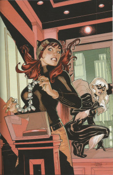 Extrait de Black Cat (100% Marvel) -HS- Portfolio
