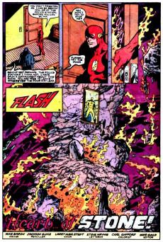 Extrait de Flash (The) Vol.2 (DC comics - 1987) -2- Savage Showdown!