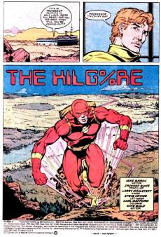 Extrait de Flash (The) Vol.2 (DC comics - 1987) -3- It's the Kilg%re vs. Flash