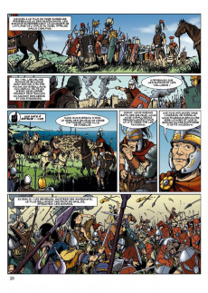 Extrait de L'histoire de France pour les nuls -INT01- Intégrale 1/3 - La passionnante aventure de la Gaule qui devient la France !
