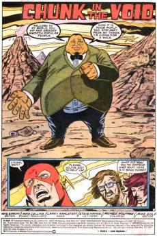 Extrait de Flash (The) Vol.2 (DC comics - 1987) -10- The Savage Speedster