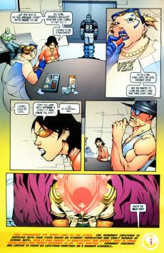 Extrait de The intimates -7- Issue 7
