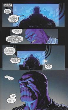 Extrait de Thanos (Fresh Start) -2- Sanctuaire zéro (2-6)