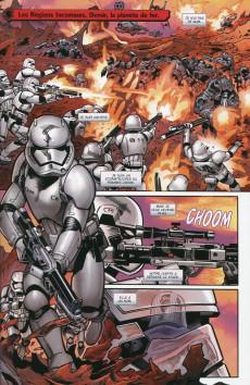 Extrait de Star Wars - L'Ère de la Résistance -2- Les vilains