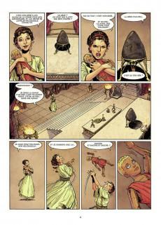 Extrait de Les reines de sang - Les trois Julia -2- La Princesse du soleil invincible