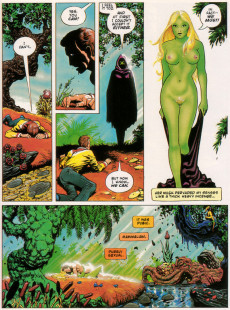 Extrait de Marvel Graphic Novel (Marvel comics - 1982) -10- Heartburst