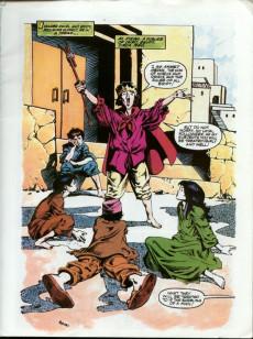 Extrait de Marvel Graphic Novel (Marvel comics - 1982) -17- Revenge of the Living Monolith