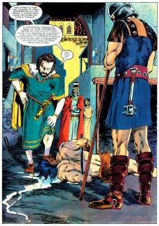 Extrait de Marvel Graphic Novel (Marvel comics - 1982) -19- The Witch Queen of Acheron