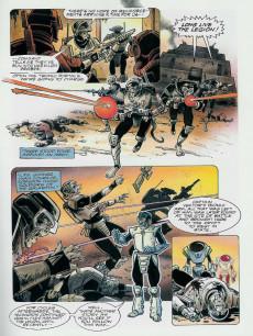 Extrait de Marvel Graphic Novel (Marvel comics - 1982) -25- The Alien Legion